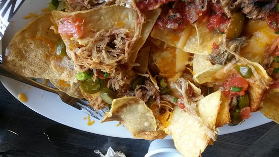 Wellington, FL: Unloaded loaded nachos