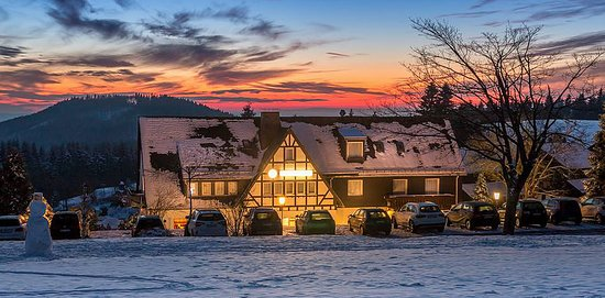 Berghotel Lenneplaetze Winterberg