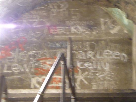 Ramsgate, UK: Im Tunnel