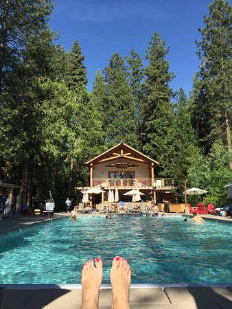 Amazing and authentic stay during our California road trip!