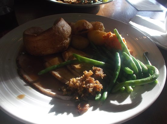 lockyers quay table table roast turkey