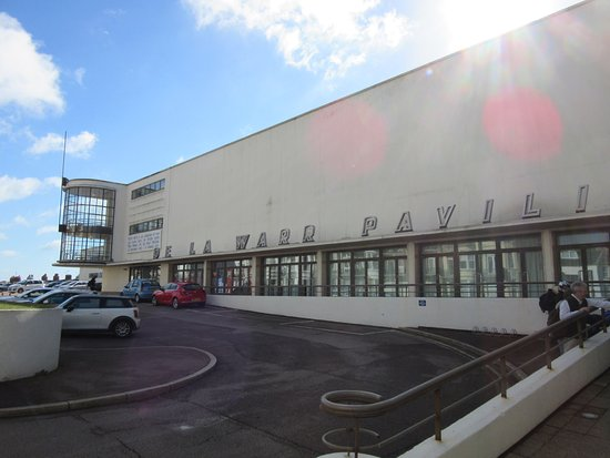Bexhill-on-Sea, UK: Main entrance