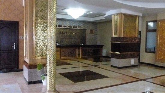 Safran Hotel Image
