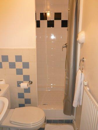 Une salle de bains de l h´tel Eldorado Bild von Hotel Eldorado