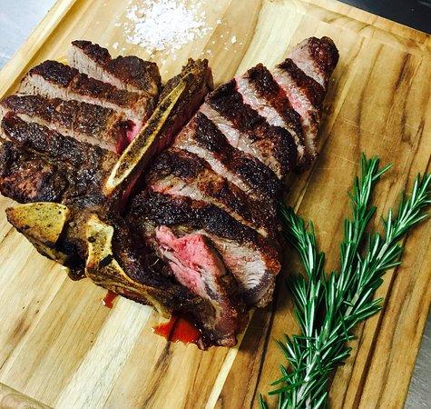 Fresh Seafood, Aged Steaks, Tasting menus!