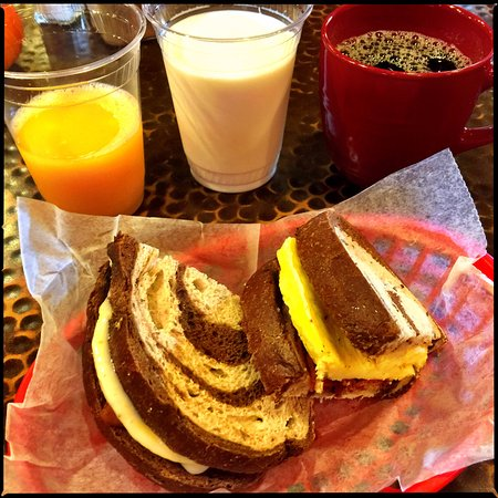 Colebrook, Nueva Hampshire: Breakfast