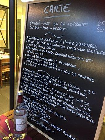 Le Bistrot des Vignobles: photo0.jpg