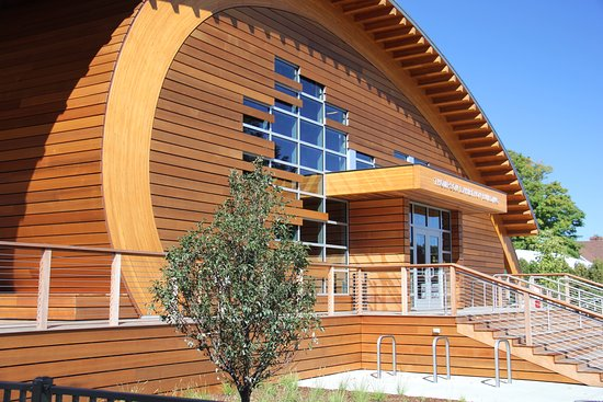 Wood For Front Elevation : Thomas exhibition building front elevation picture of