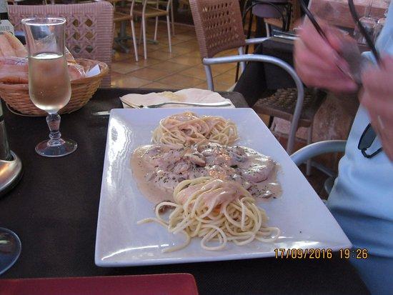 Pizzeria Restaurante Di Mare: lekkere gerechten !