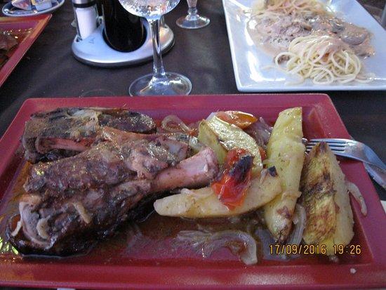 Pizzeria Restaurante Di Mare: royale portie's