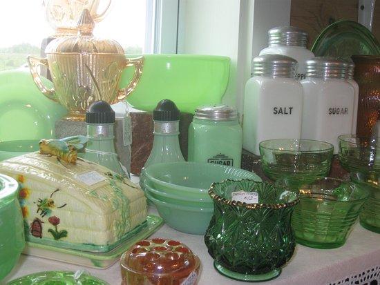 Lubec, ME: Jadeite, Depression Glass and more!