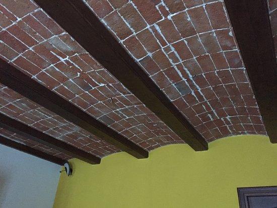 Bel soffitto a botte picture of da nonna carla asti tripadvisor