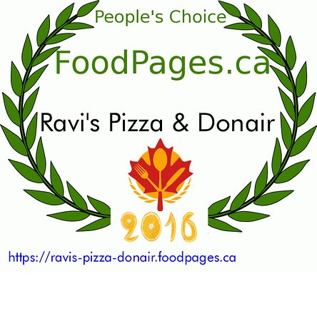 Angus, Canada: People's Choice Award - 2016 from Foodpages.ca