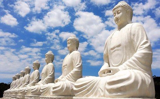 Praca do Portal Budista