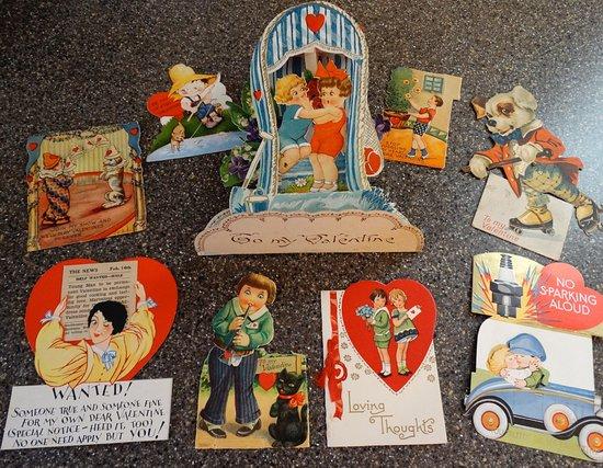 Lubec, ME: Vintage Valentines!