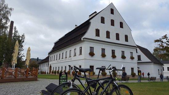 Velke Losiny, Republika Czeska: 20161009_115334_large.jpg