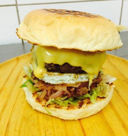 LedZ Burger