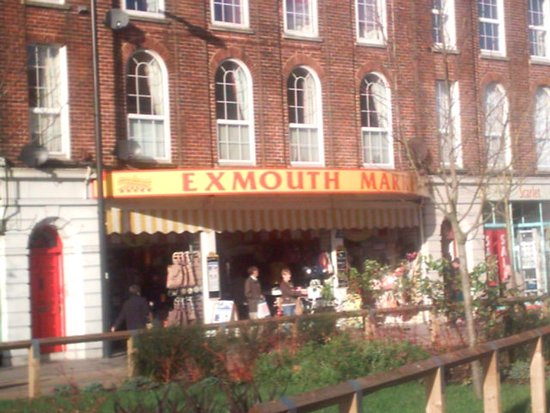 ‪Exmouth Indoor Market‬