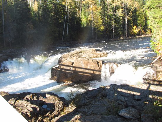 Wells Gray Provincial Park: The Mushbowl