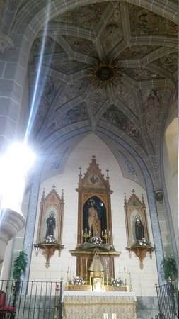 Belalcazar, Spanyol: Detalles de la Iglesia