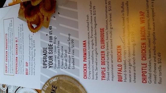 Hanover, Canada: Crabby Joe's Tap & Grill