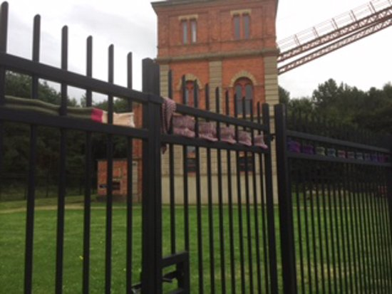 Bestwood Winding Engine House: The Winding House