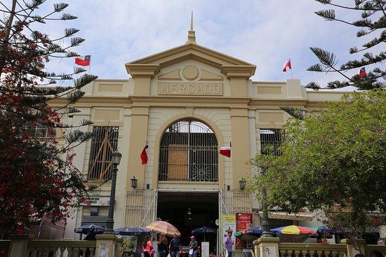 Mercado Central de Antofagasta