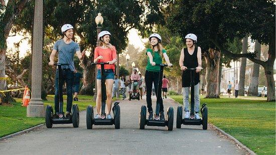 Segway Los Angeles: Palisades Park