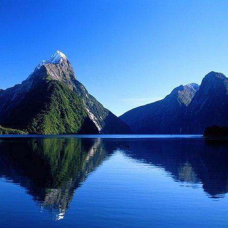 Haast, Nowa Zelandia: milford sound