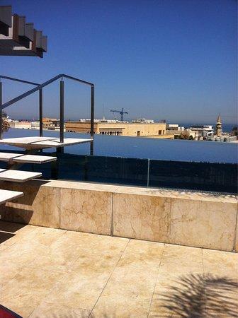 Le Gray Beirut: Hotellpoolen