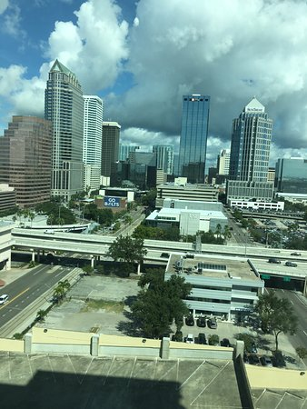 Embassy Suites by Hilton Tampa - Downtown Convention Center: 14th floor