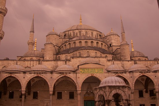 The Blue Mosque - イスタンブー...