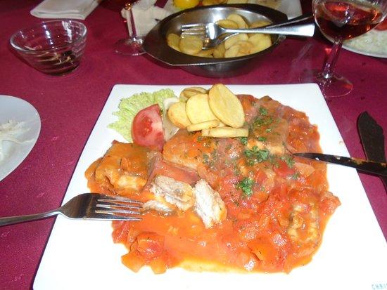 Grobbendonk, Bélgica: 7 stuks paling in een lekker sausje.