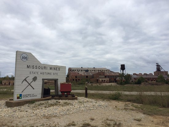 ‪Missouri Mines State Historic Site‬