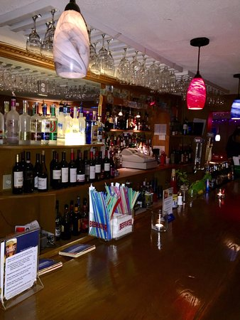 Shandaken, NY: The bar