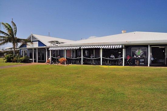 Burnett Heads, Australie : The veranda