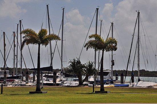 Burnett Heads, Australie : The view