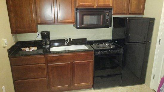 Airway Heights, WA: Kitchen