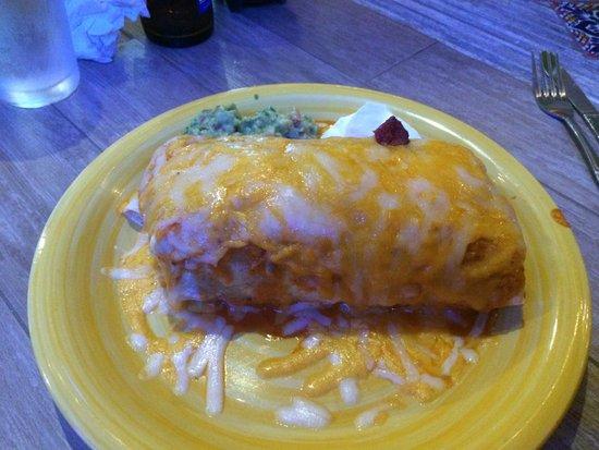 Old Saybrook, CT: Burrito