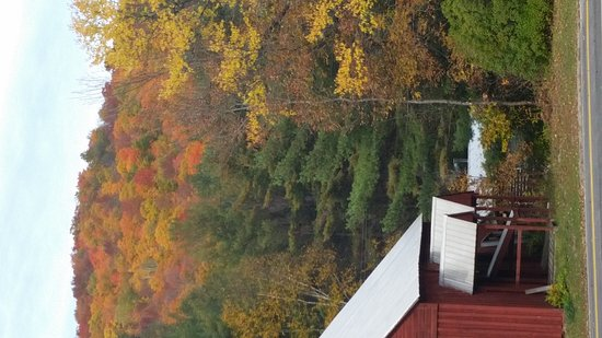 2016 fall at Rocky Acres  and Hoffman Rd to Schroon Lake,  NY