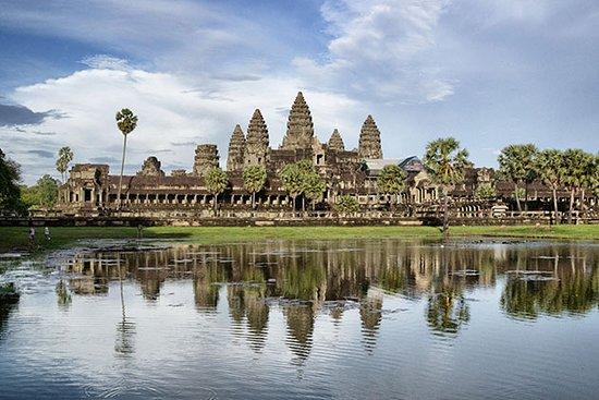Angkor Agre Tour