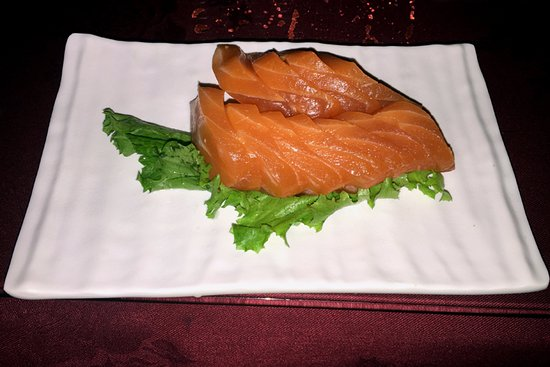 Sushi Kui: Salmon Sashimi