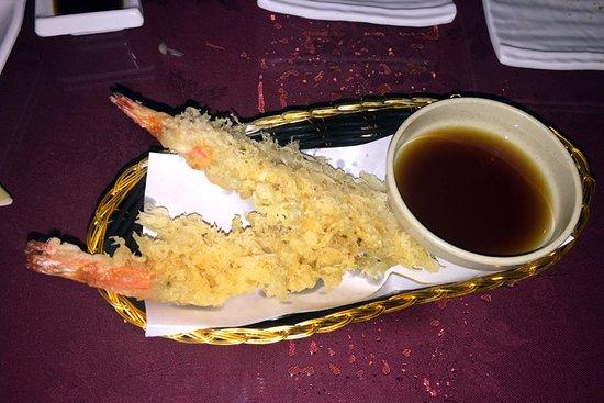Sushi Kui: Shrimp Tempura