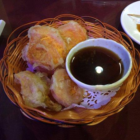 Sushi Kui: Sweet Potato Tempura