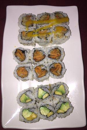 Sushi Kui: Assorted Maki Rolls