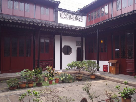 Former Residence of Zhang Pu