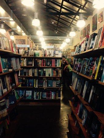 Eumundi, Australia: Books, books, and more books.