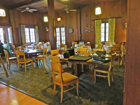 roosevelt dining room - picture of lake quinault lodge, quinault