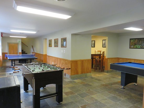Quinault, WA: Game room