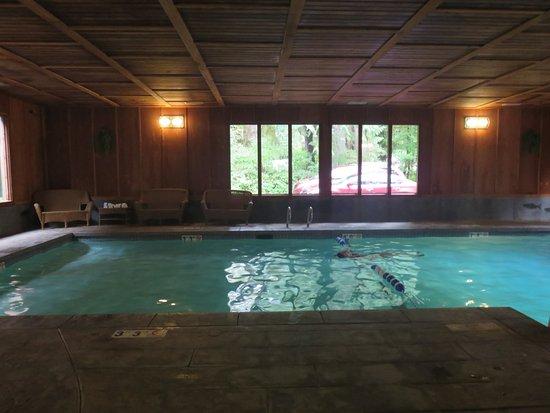 Quinault, WA: Indoor pool